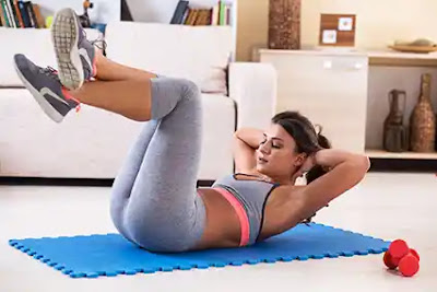 تمارين بناء العضلات للنساء