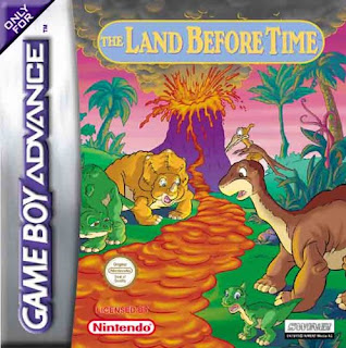 Rom de The Land Before Time - GBA - PT-BR - Download