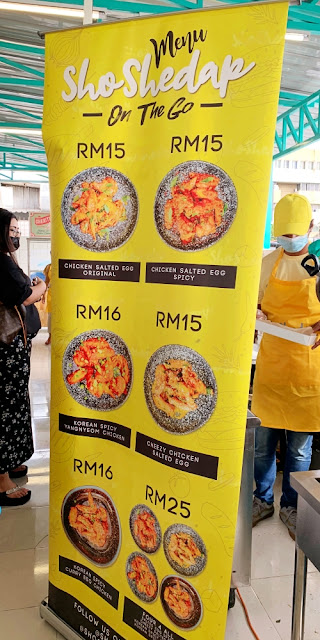 Rawlins Eats, Rawlins Lifestyle, Raf.PJ, PJ's best street foods, street foods, Maha Mahu, GorPis, Sho Shedap, Sate Barokah, BAAM Nasi Dagang KJ, The Fennel, Rawlins Reviews