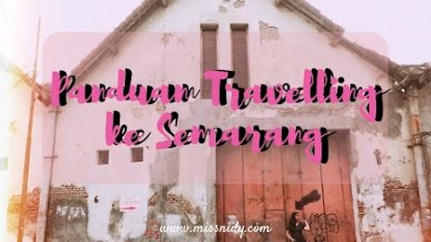 Panduan Travelling ke Semarang