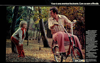 propaganda Rhodia - 1974, Moda década de 70, Oswaldo Hernandez, 70's fashion, moda anos 70, Rhodia anos 70,