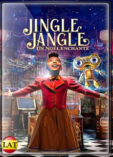 Jingle Jangle: Una Mágica Navidad (2020) DVDRIP LATINO