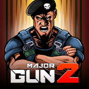 Major GUN : War on Terror  (Mod Money)