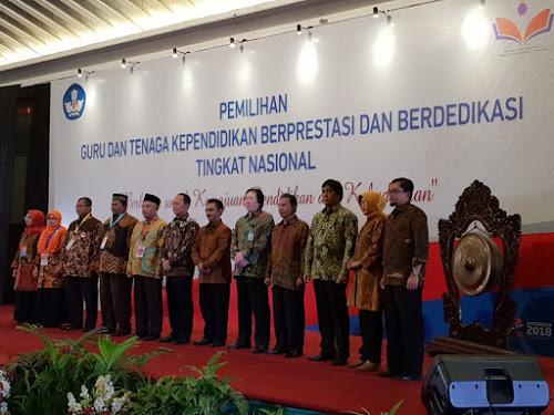 Pemilihan GTK Berprestasi Nasional 2018