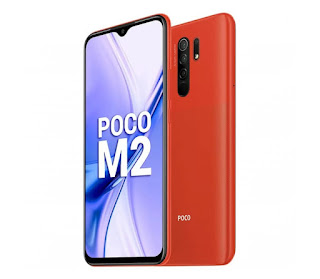 Poco M2 price in India