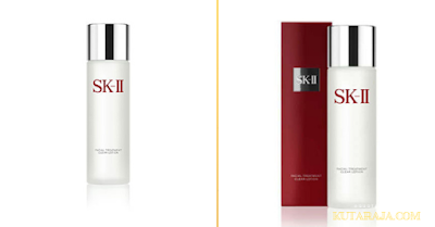 Facial Treatment clear lotion SK-II - Manfaat Dan Perbedaan Dari Skin Refiner Light dan Facial Treatment Clear Lotion Serta Cara Pakainya