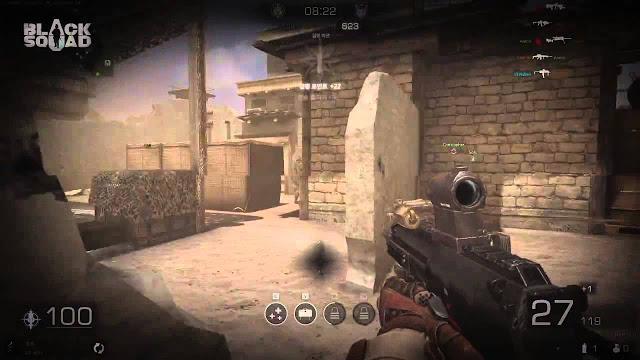 تحميل لعبة Black Squad مجانا كاملة للكمبيور