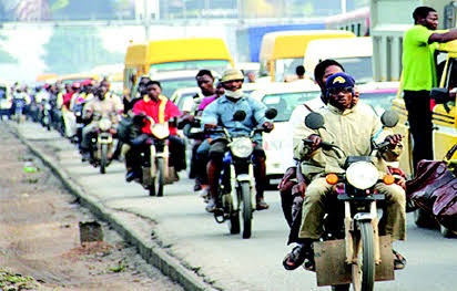 Jos residents fume as Okada riders return to streets