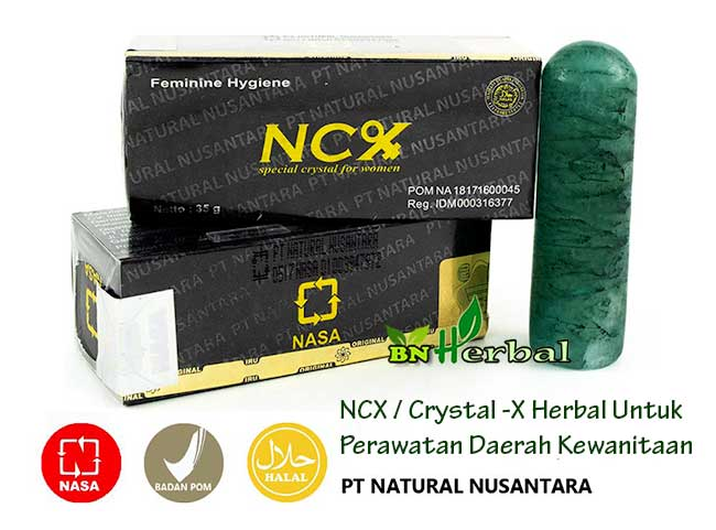 Crystal X NCX Nasa