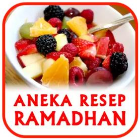 Aplikasi Aneka resep ramadhan menu sahur, takjil (berbuka puasa)