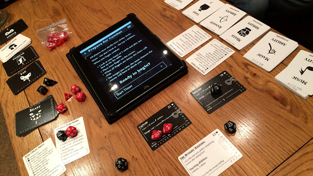 Expedition: The Roleplaying Card Game App