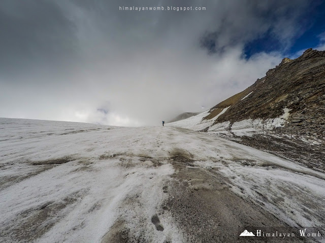 parvati glacier, pin parvati pass base camp