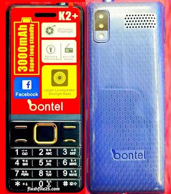 Bontel K2+ flash file