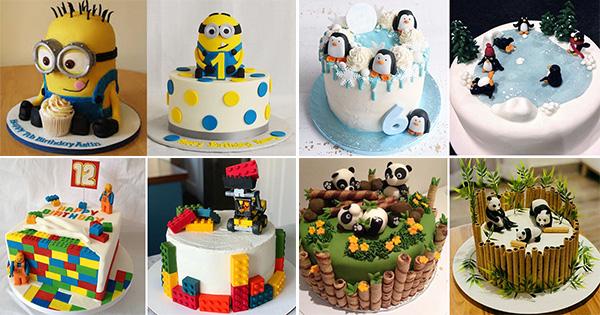 Minions, Legos, Harry Potter, Frozen, Mickey Mouse...