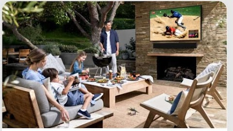 Samsung launches first outdoor TV The Terrace, will be able to watch in the park
