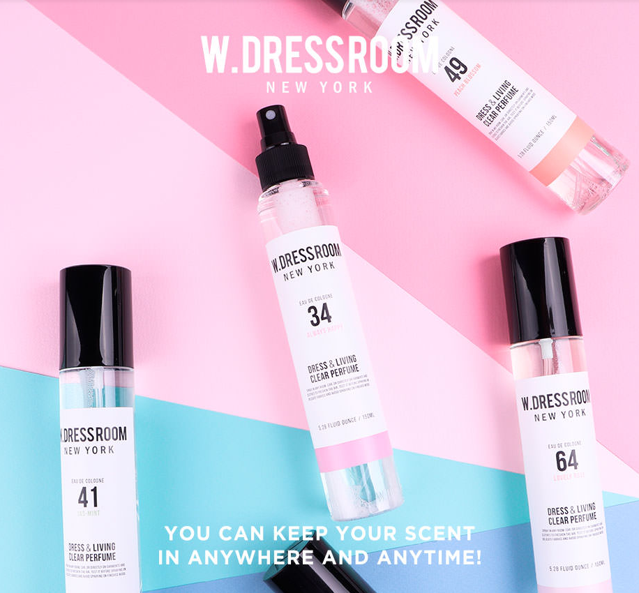 W.Dressroom Dress & Living Clear Perfume Review