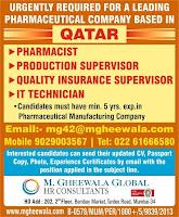 Pharmaceutical Company Job Vacancies
