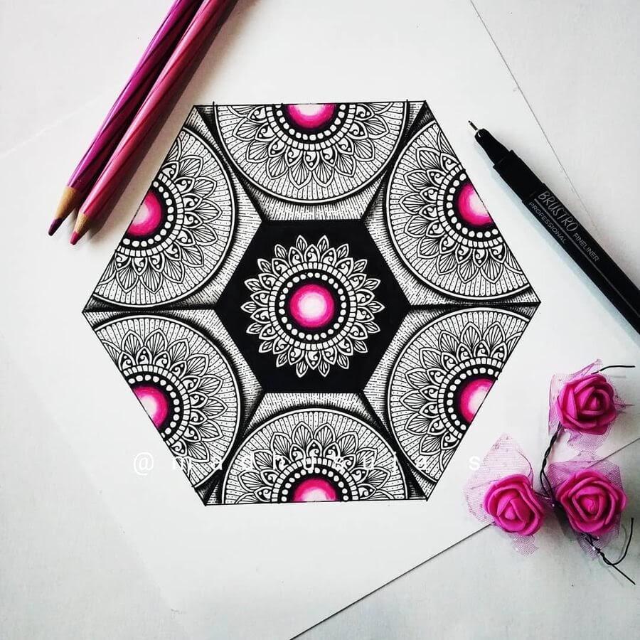 11-Colorful-Hexagon-Madhusuja-www-designstack-co