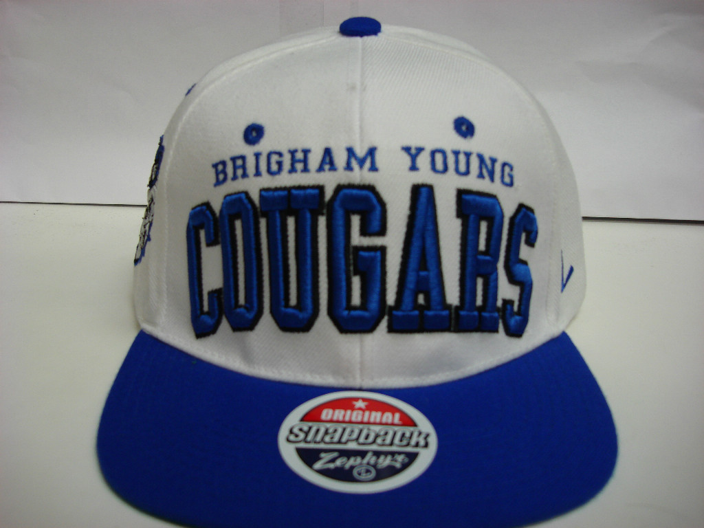 Zephyr Hats Super-fan  Zephyr Hats  BYU Edition 566a9d93198
