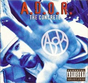 A D O R  - The Concrete LP (1994)