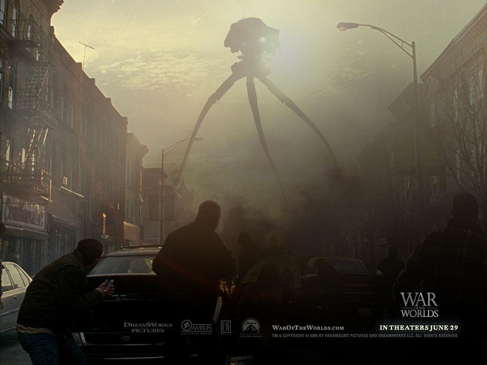 The Journey is the Reward.: War of the Worlds...