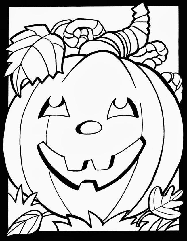 parat fall coloring pages | Cantinho do Primeiro Ciclo: Desenhos de Halloween para pintar