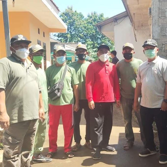 Walikota Kunjungi Lokasi Terdampak Puting Beliung
