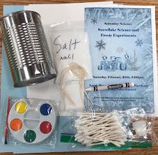 Snowflake Science Take & Make Kit, Snowflake Science program
