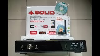 Solid HD 6141 Box