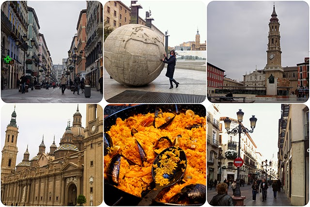 Dica de Viagem : Espanha : Saragoça