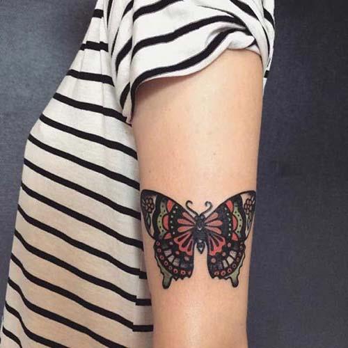 kadın kol dövmeleri arm tattoo for woman 12