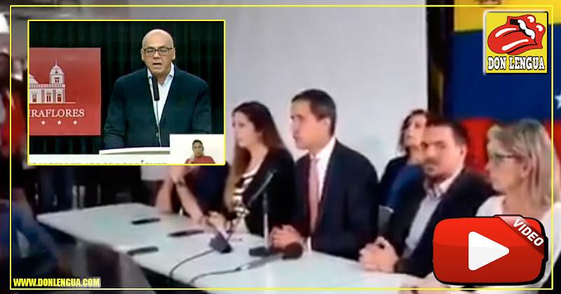 Jorge Rodríguez quiere robarse el dinero recaudado en el concierto Venezuela Aid Live