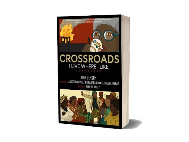 Crossroads: I Live Where I Like