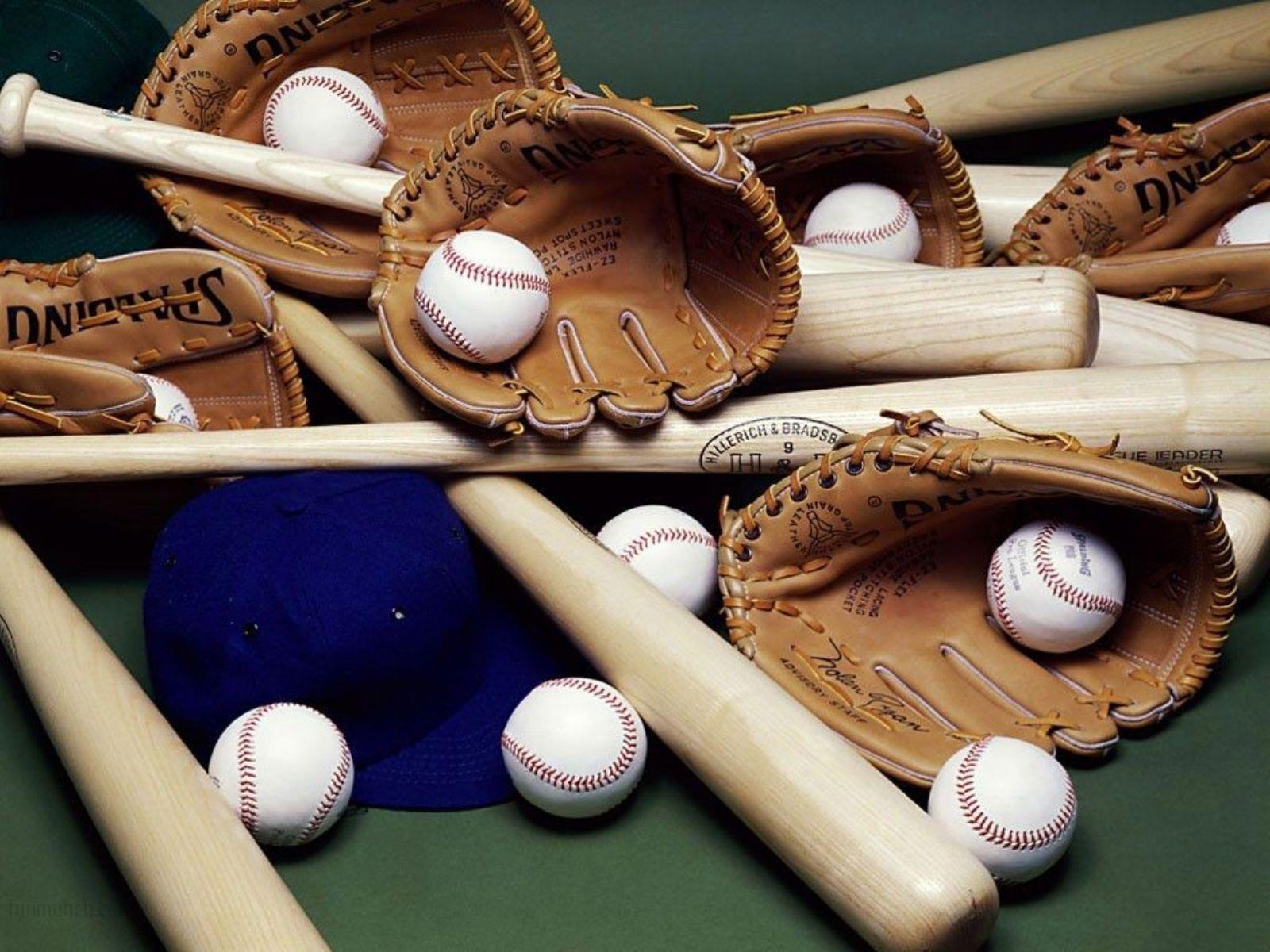 Sport Wallpaper Baseball