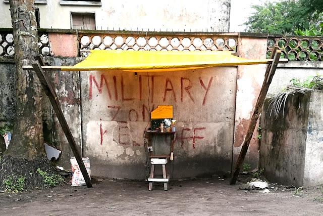 military vetted hairdresser (not immune to KAI)
