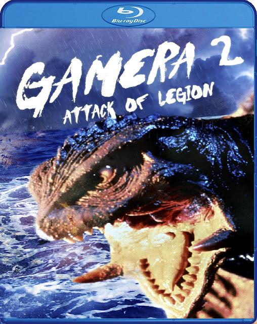 Gamera 2: Attack of Legion [BD25] *Subtitulada
