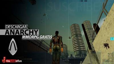MMORPG Ciencia Ficción, Descargar Anarchy Online para PC Gratis