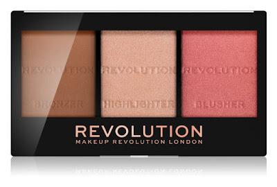 Makeup Revolution палетка для контурирования