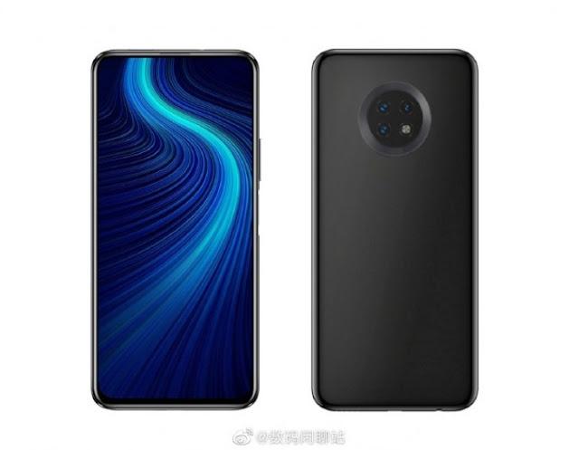 تسريب صورة هاتف Huawei Enjoy 20