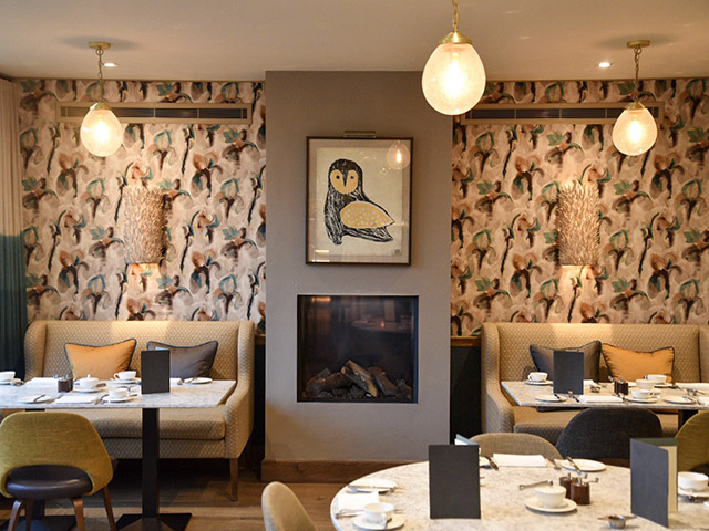 Dormy House Cotswolds Luxury Hotel restaurant