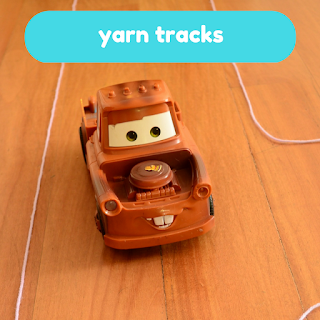 Practical Mom Best of 2016: Yarn Tracks
