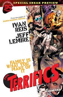 """""""The Terrifics"""" la nueva serie de cómics de - DC COMIC"""