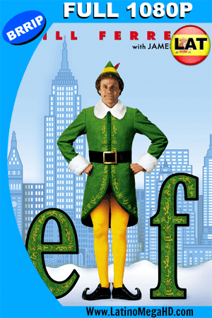 Elf (2003) Latino Full HD 1080P ()