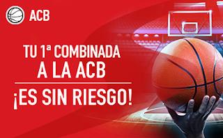 sportium ACB: Combinada Sin Riesgo 7-8 abril