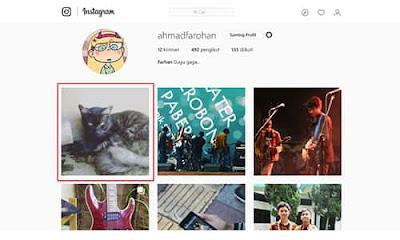 Cara Download Gambar di Instagram tanpa bantuan Aplikasi - Simpan Gambar Instagram