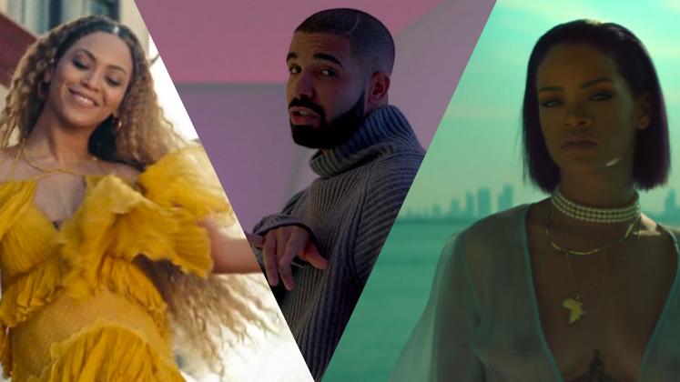 Kanye West e Jay Z já são presenças confirmadas. O disco será lançado pela Apple Music, na próxima sexta-feira (29).