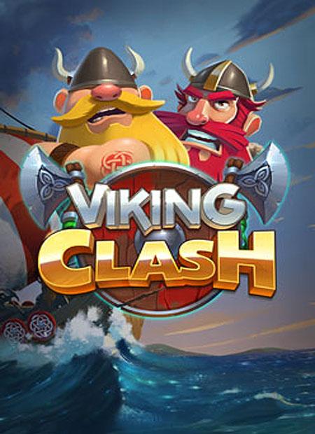 Main Game Slot Terbaru Demo Viking Clash (Push Gaming)