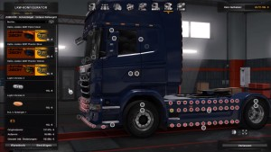 Scania Happy Lightning Mod 0.3
