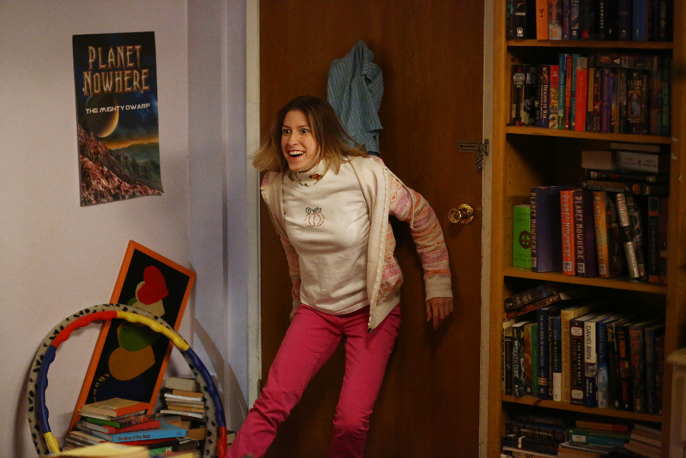 Eden Sher en The Middle