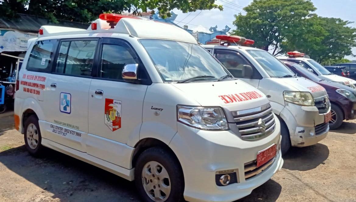 Miris, Selain Karyawan Ternyata Para Sopir Ambulance RSUD Ryacudu 6 Bulan Tak Digaji